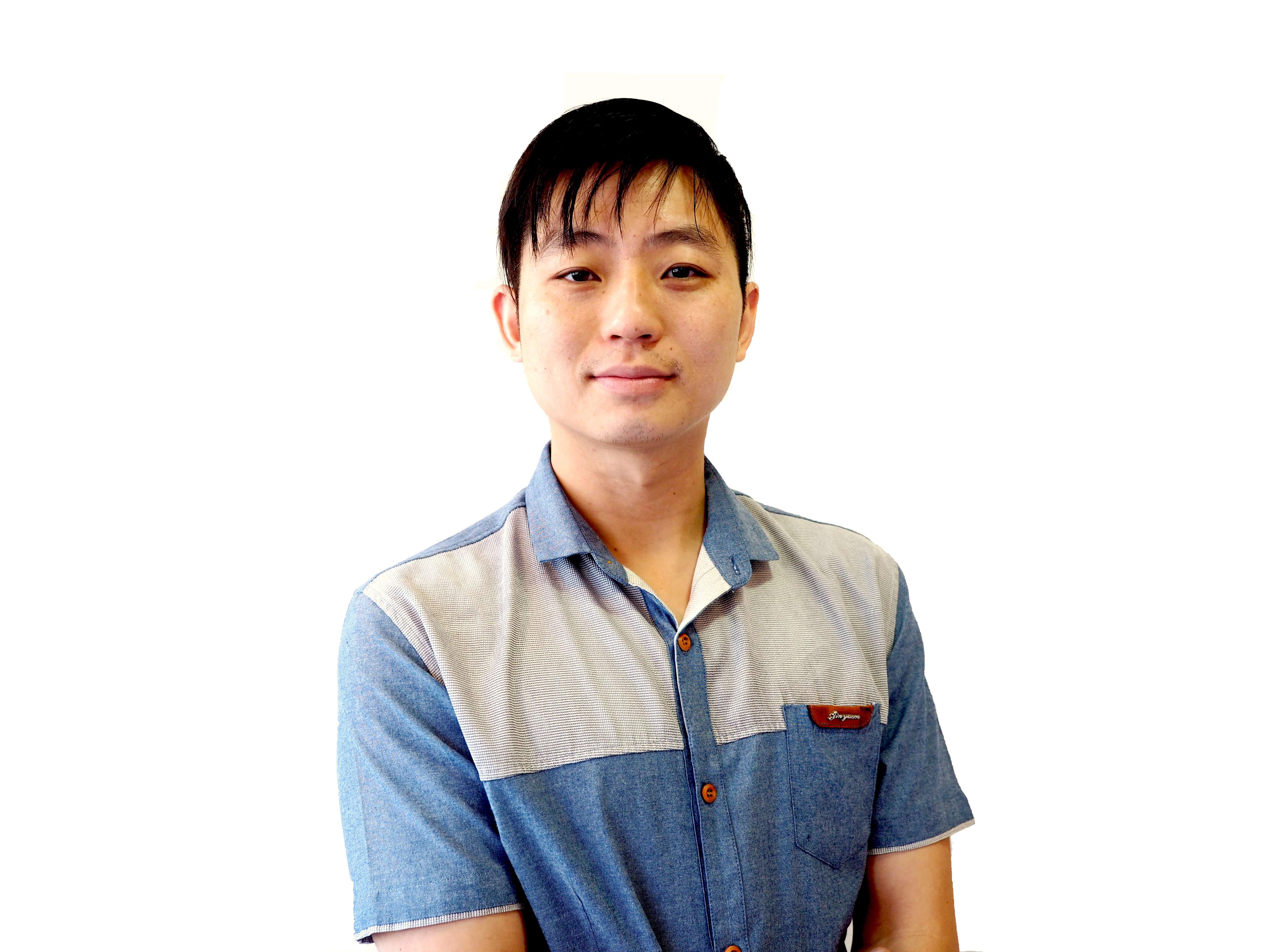 Edward Juhn, USA - Native English Teacher
